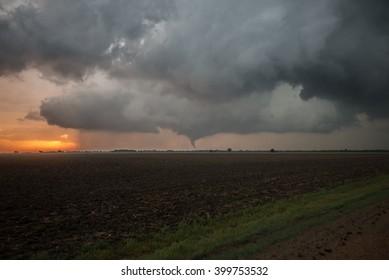 Rozel, Kansas EF-4 Tornado