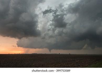 Rozel, Kansas Tornado