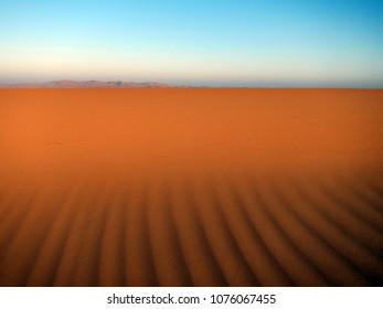 Rub Al Khali (Empty Quarter) desert in UAE