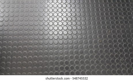 rubber flooring circle