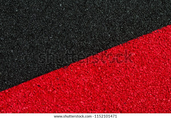 Rubber Flooring Texture Background Epdm Playground Stock Photo (Edit
