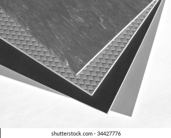 Rubber or linoleum floor tiles background