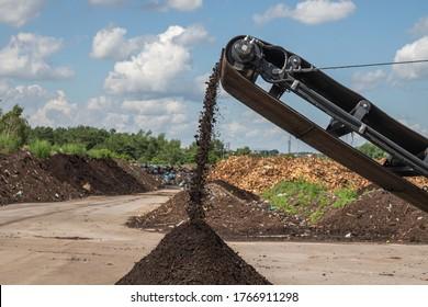 Rubber, Metal, Paper , Plastic, Biomass Recycling Machine