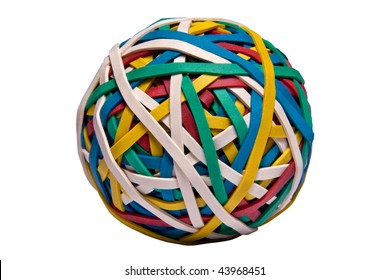 rubberband sphere