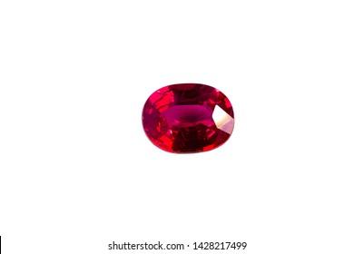 ruby burma 2 carat size