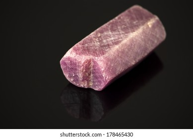 Ruby natural raw stone