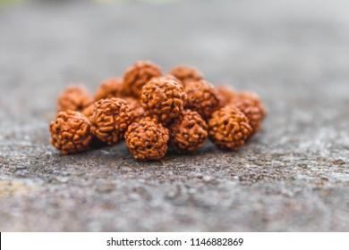 Rudraksh Beads Loose