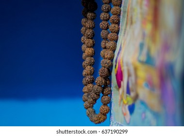 RUDRAKSH- the most powerful bead ever. according to hindu religion rudraksh has spiritual powers.