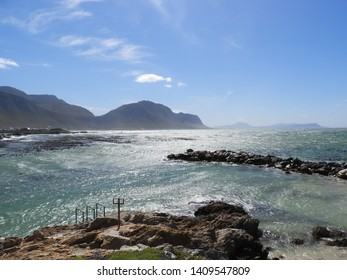 Rugged South African Coastline - Stony Point