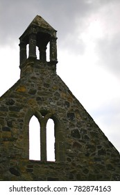 Ruin of church at Logie Kirk, Stirling