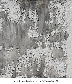 ruin and dirty concrete wall texture background