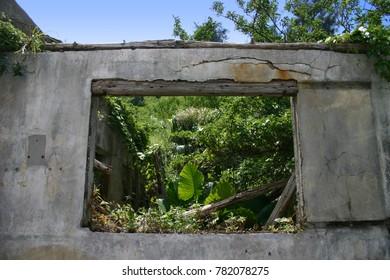 Ruin in Okinawa