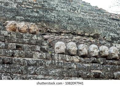 Ruinas Copan, Honduras