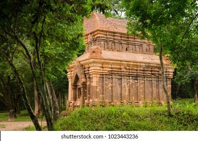 Ruined Hindu temples of My Son, Vietnam