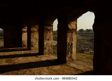 Ruins of ancient architecture