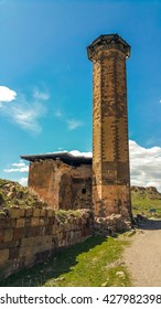 Ruins of the ancient city of Ani, City of 1001 Churches, Turkey