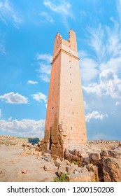 Ruins of the ancient city of Harran - Urfa , Turkey (Mesopotamia) - Old astronomy tower
