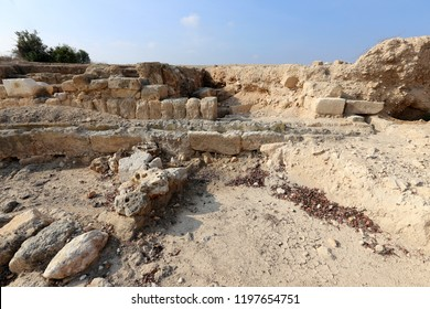 ruins of the ancient city of Sepphoris