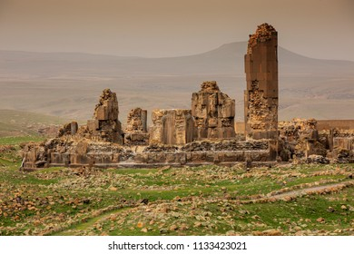 And ruins. Ani Ruins, Ani is a ruined and uninhabited medieval Armenian city-site situated in the Turkish province of Kars.