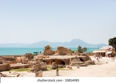 Ruins of the Carthage, Tunisia (UNESCO World Heritage)