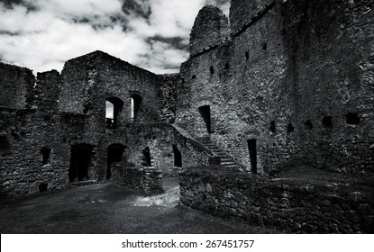 Ruins of Castle Rabi