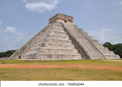 Ruins of Chichen itza in Mexico