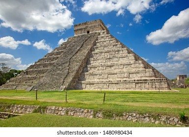 Ruins of the Chichen-Itza, Yucatan, Mexico