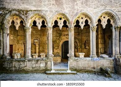 Ruins of Church of San Domingos de Pontevedra