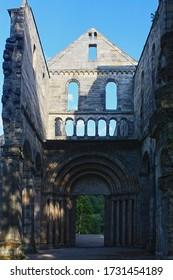 Ruinen des Zisterzienserklosters, Deutschland