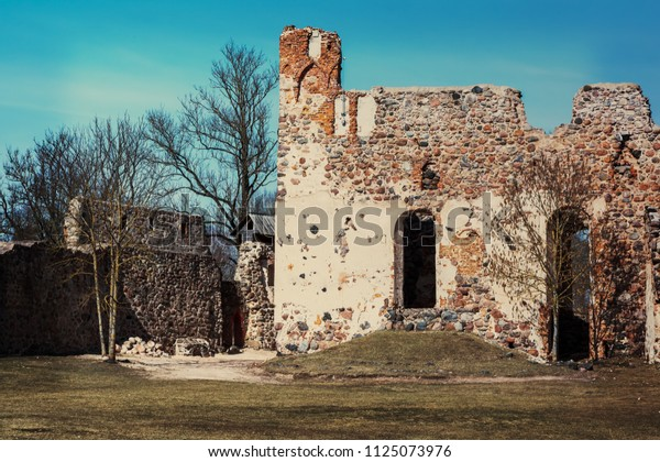 ruins-dobele-medieval-castle-built-600w-