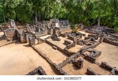 Ruins of Gede