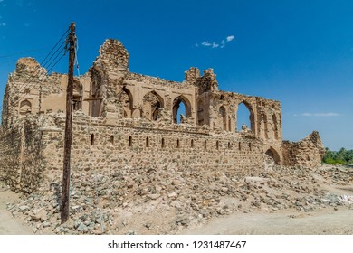 Ruins in Ibra Old Quarter, Oman