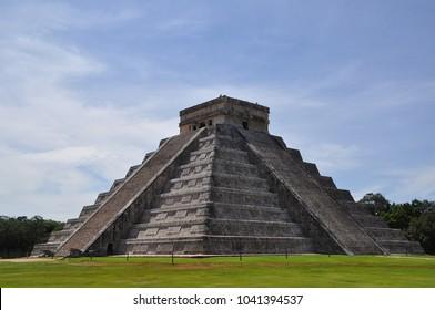 Ruins, Chichén Itzá, Yucatán, Mexico