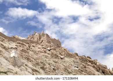 Ruins of Shey Palace complex, Leh, Ladakah
