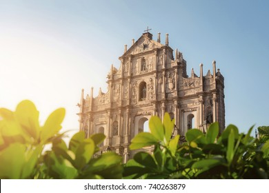 The Ruins of St. Paul's is one of Famous place in Macau and officially listed, China.