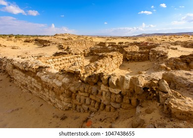 Ruins of the Temple of Alexander the Great, Egypt