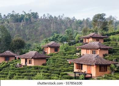 Ruk Thai Village in Mae Hong Son, Thailand