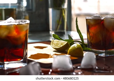 Rum, alcohol