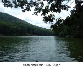 Rumbling Bald Resort Lake View