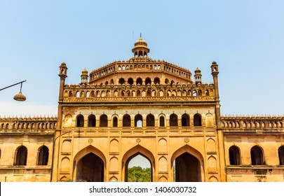 Rumi Darwaza (Turkish Gate) in Lucknow, India