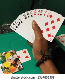 Rummy game of cards