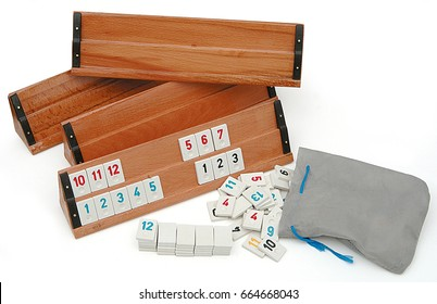 rummy game pieces