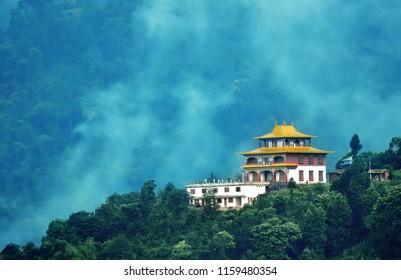 Rumtek Monastery at Gangtok