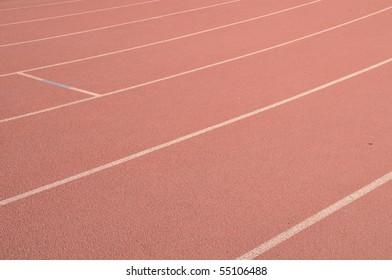 run lane