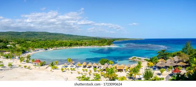 Runaway Bay Jamaica Beach Caribbean
