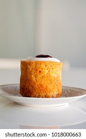 Runeberg's tart or cake is a Finnish traditional dessert and pastry.