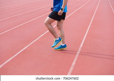 Runner practice drills technique for better running