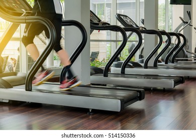 Running Fitness Gym