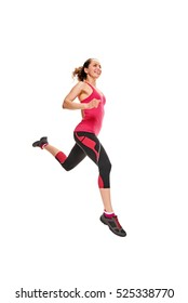 Running and Jogging woman