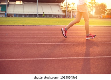 Running on track for health